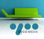 Logo dyco MEDIA J.Wrobel Kommunikationsdesign
